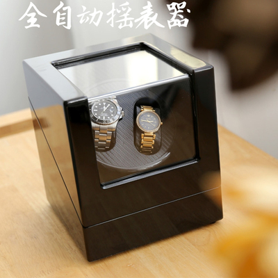 摇表器 自动机械表转表器晃表器上弦器上链盒手表收纳盒迷你 家用