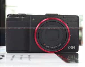 现货送礼包 Ricoh/理光 gr APS-C无低通滤镜专业卡片机 带票联保