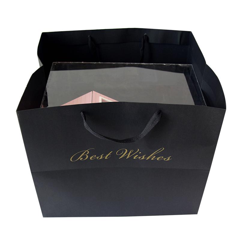 弘达diy小屋成品小屋礼袋礼盒包装袋模型礼品袋