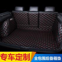 朗逸凌渡宝来尾箱垫7汽车后备箱垫专用于大众新速腾帕萨特高尔夫