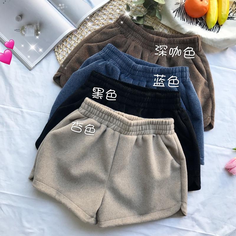 秋冬2019新款显瘦高腰百搭网红裤子券后18.98元