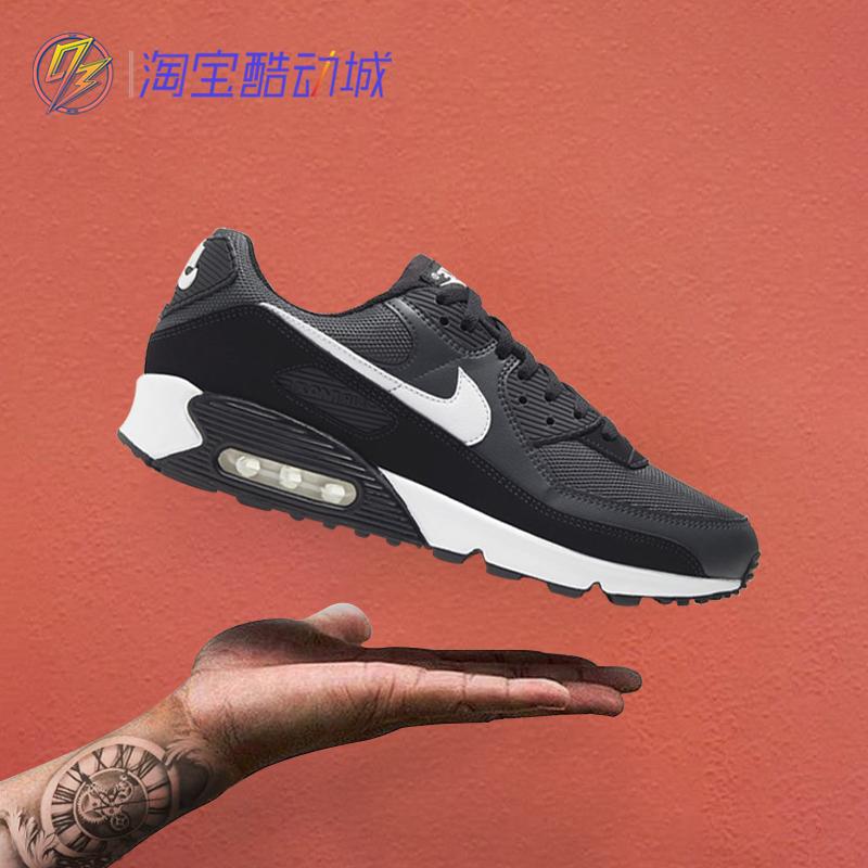 Nike耐克 2020春季新品男子AIR MAX 90舒适运动跑步鞋 CN8490-002