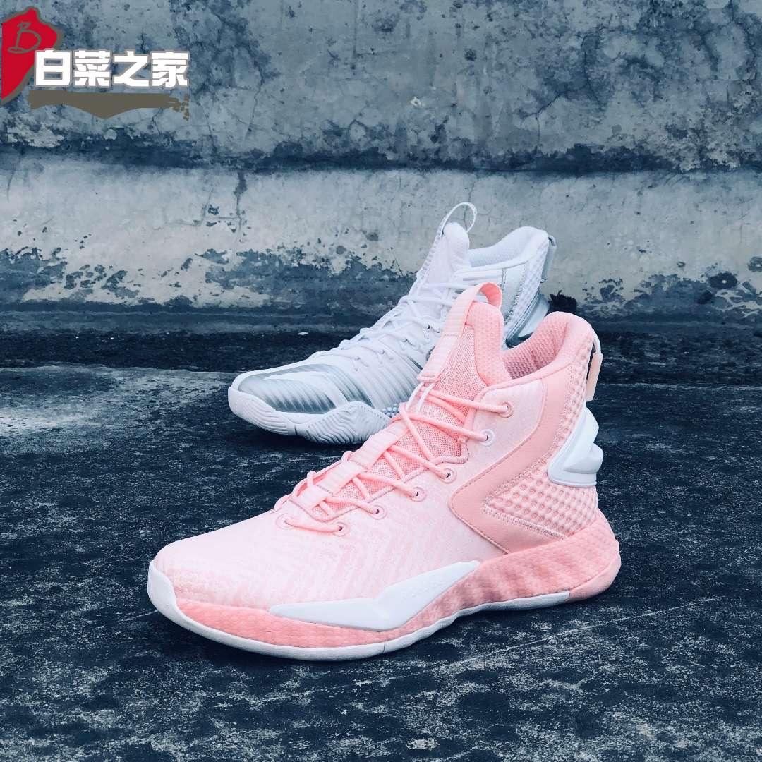 安踏高帮速战3代新款kt5篮球鞋
