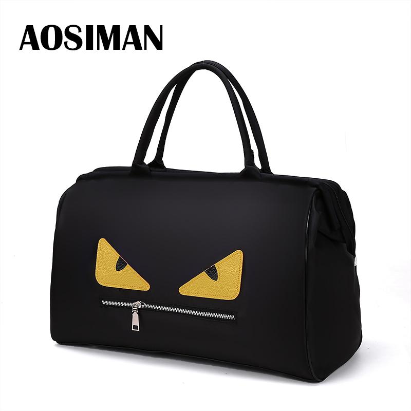 旅行包女手提行李袋長短途旅行袋大容量行李包男旅遊包健身 包