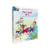 【16册+学习光盘+单词卡】培生儿童英语分级阅读第6级 英语绘本小学三年级 小学生课外读物英文少儿英语6-8-12周岁儿童英文绘本