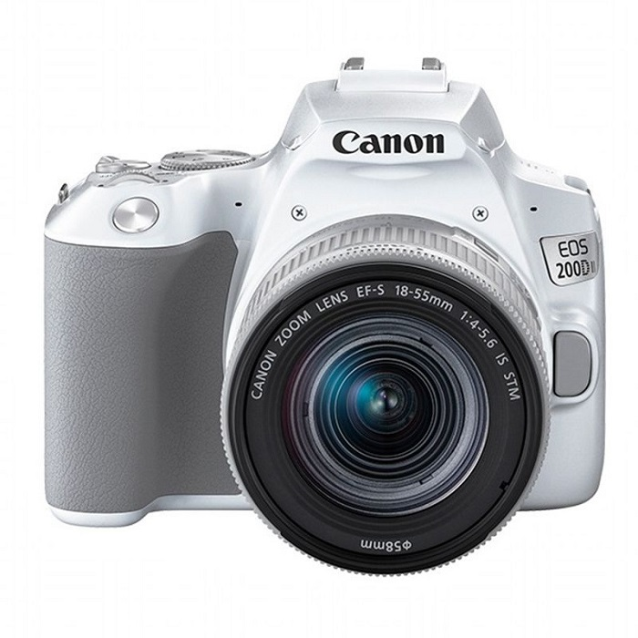 Canon EOS 200D II second generation entry-level SLR camera female student digital high-definition travel 4K video