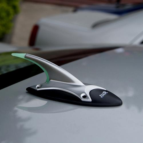 适用于三菱戈蓝翼神蓝瑟TYPER汽车鲨鱼鳍天线装饰防静电改装尾翼