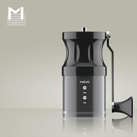 MAVO咖啡豆研磨机 手磨咖啡机 磨豆机手动 手摇家用 全身水洗便携