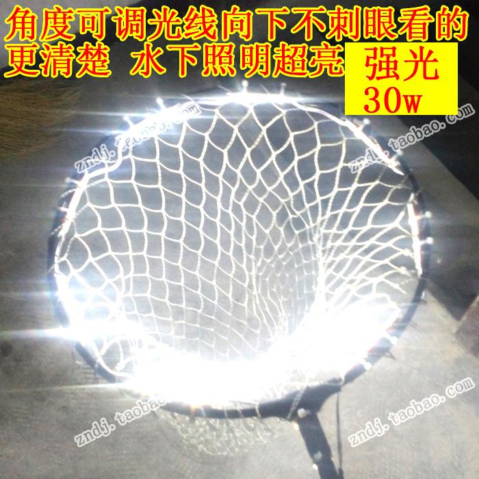Подключать 12v вольт клип аккумуляторная батарея LED водонепроницаемый освещение вода свет вода следующий освещение приманка лампы шрифт брайля рыба поляк яркий свет лампы