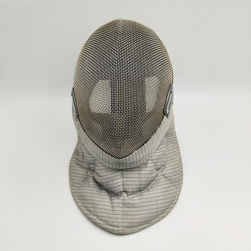 艾鲁特击剑器材击剑面罩AF佩剑护面面罩佩剑可拆面罩CE认证350N