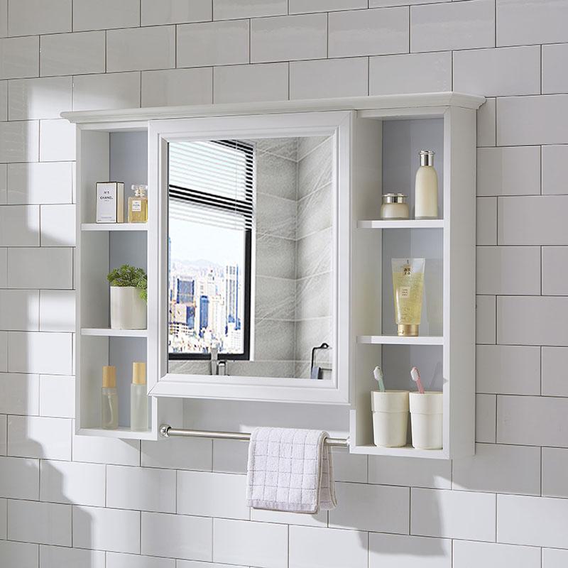 Шкафы с зеркалом в ванную комнату Артикул 600868023384