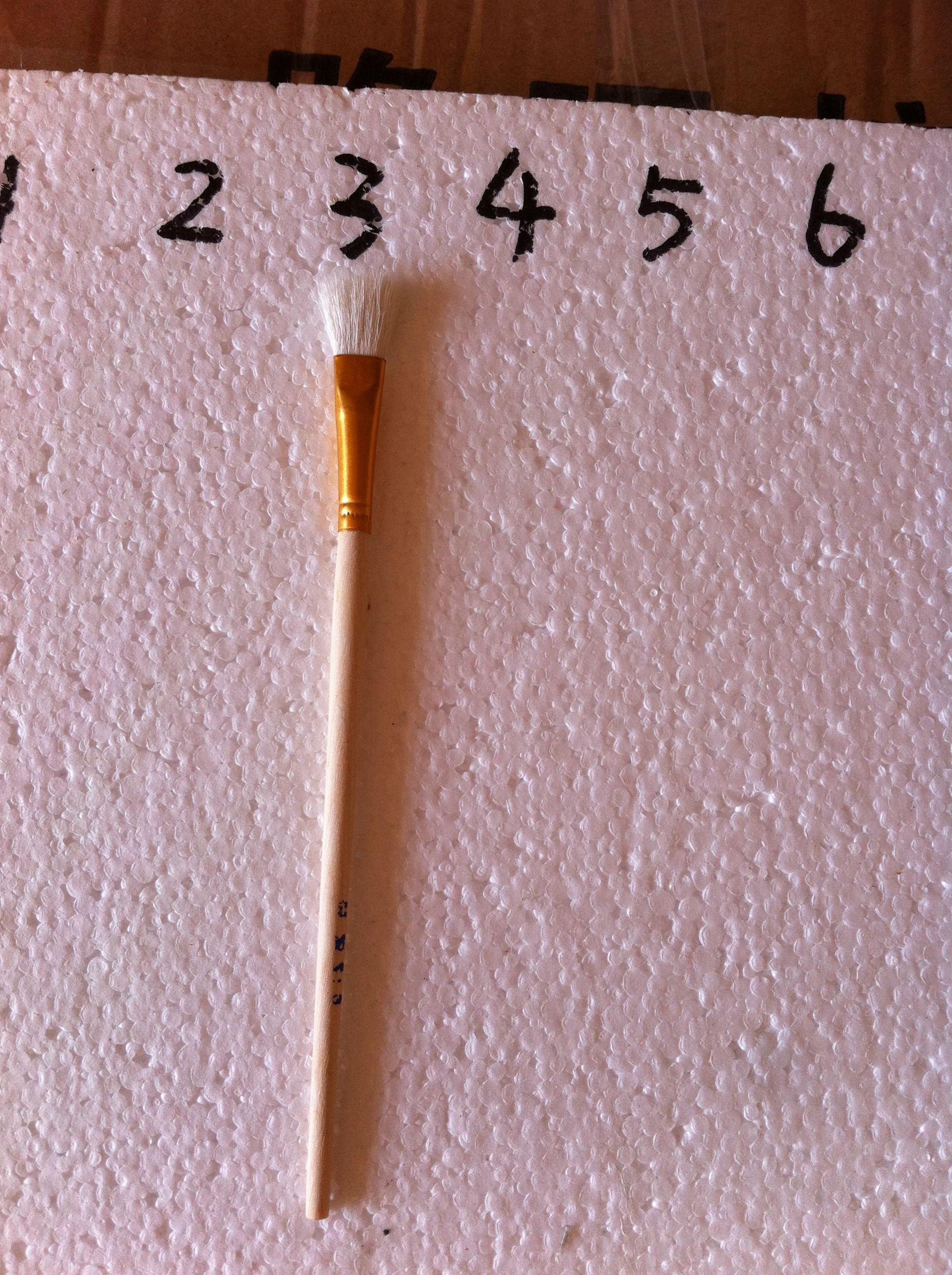 Золотые следы для Ручка рисования кисти 3 обычный Запись писем