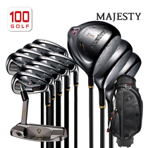 Maruman Japanese Golf Club male set Majesty Conquest Golf Pole 18 new