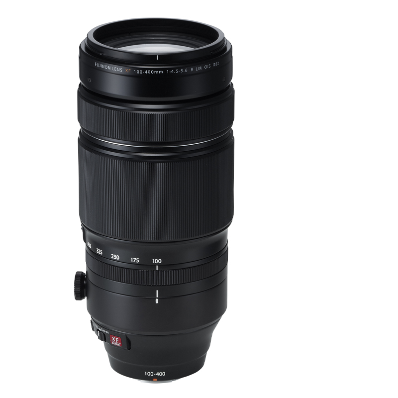 Fuji-400-100 digital telephoto news camera lens
