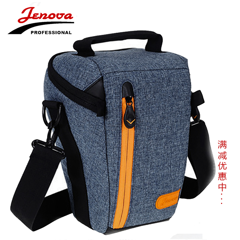New guinever51102 photo bag single shoulder SLR digital camera bag triangle bag gun bag 5d3d810 bag