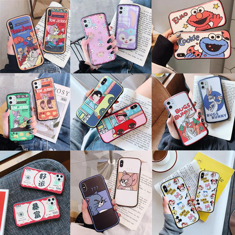 小蛮腰苹果xs手机壳iphone11pro/6/7/8plus潮max女reno2男oppor15硅胶r17vivox27/9x/nova5/k3/华为P30mate30