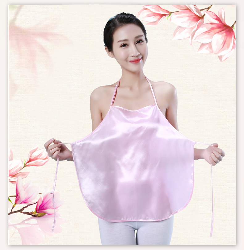 Boutique fashion anti radiation clothing for pregnancy pregnant womens double washable belly bag beautiful baby girl summer apron