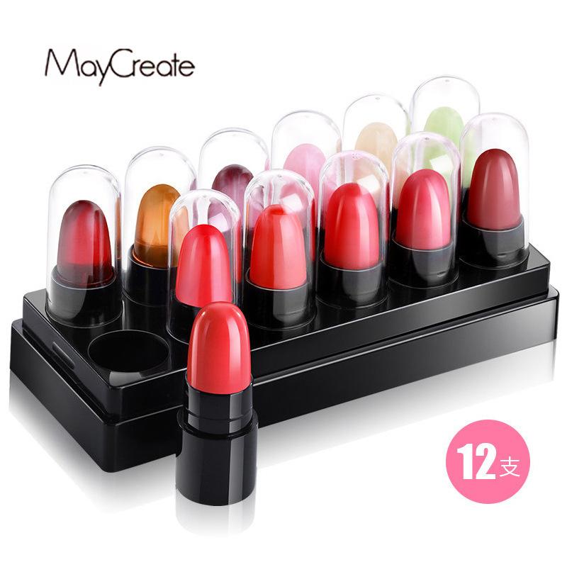 。 Makeup set, makeup set, makeup set, full set of lipstick powder, blush, pearlescent eye shadow.