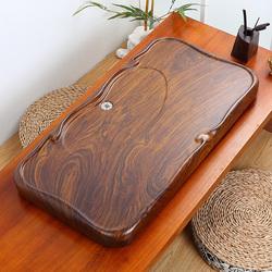 茶盘家用简约长方形客厅功夫茶具套装排水托盘大号茶海泡茶小茶台