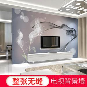 3d立体现代简约客厅电视背景墙壁纸