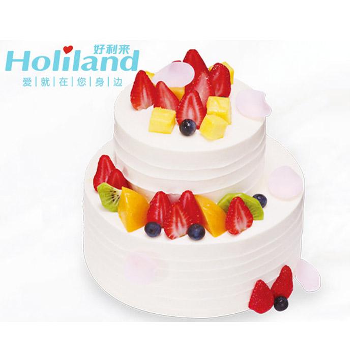 好利来生日蛋糕同城配送重庆