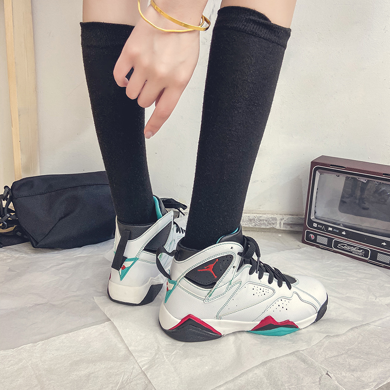 Sports shoes female Korean version lovers ulzzang student trend fall / winter 2020 school yuansuo basketball casual shoes