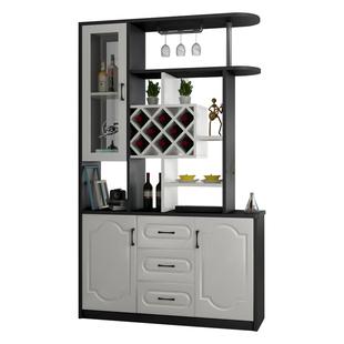 現代簡約客廳隔斷櫃酒櫃玄關間廳櫃儲物鞋櫃小户型北歐雙面屏風櫃