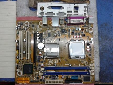 全固态供电 方正/海尔/长城 和硕G41主板 IPM41-D3 775 DDR3主板