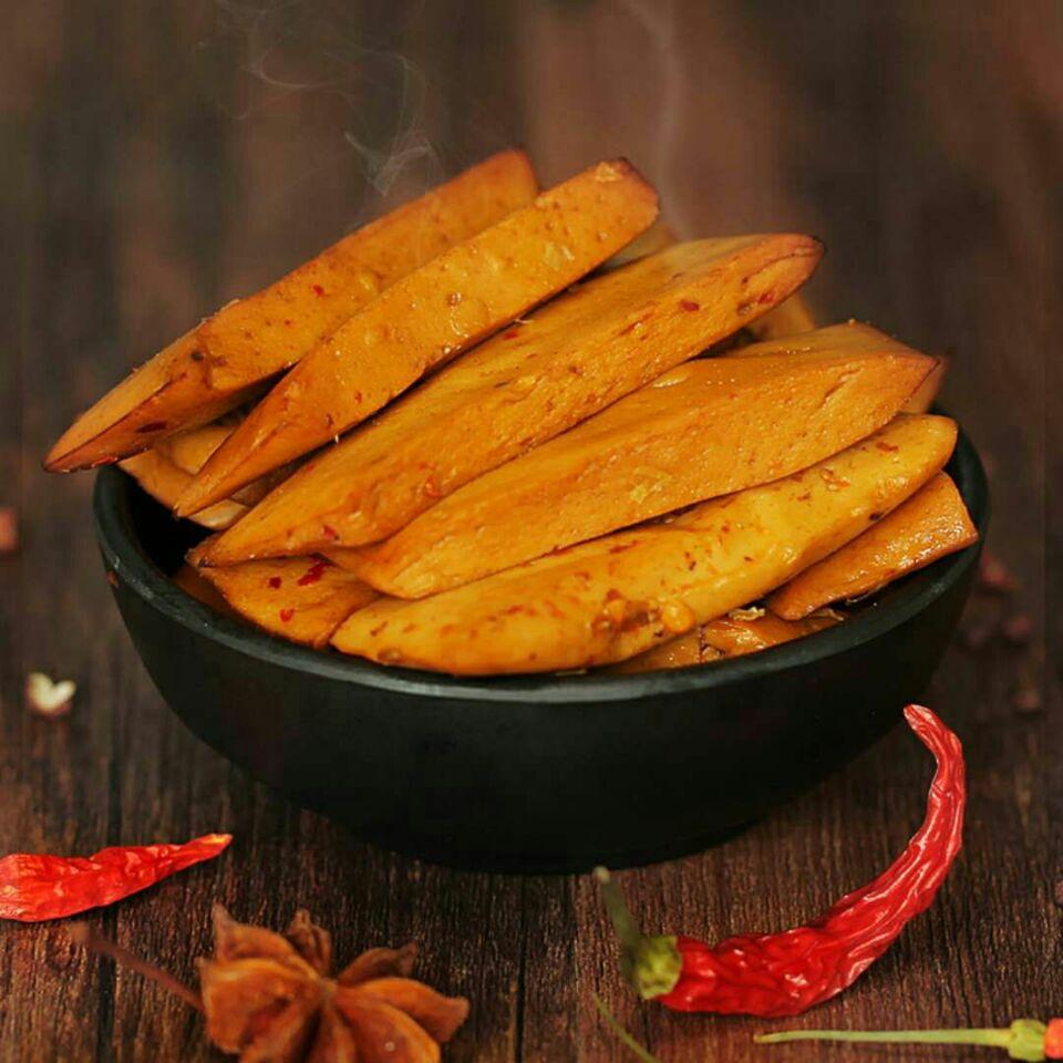 浙江特产 老爸水磨豆干独立小包装 豆腐干特价散装 五香味 烧烤味