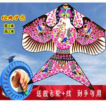 大人老鹰战斗机沙燕初2020新款风筝卡通儿童学者微风易飞风