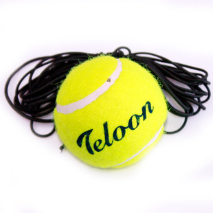 Tennis Teloon Denon 802C 1 novice Required play a man with a line of tennis balls
