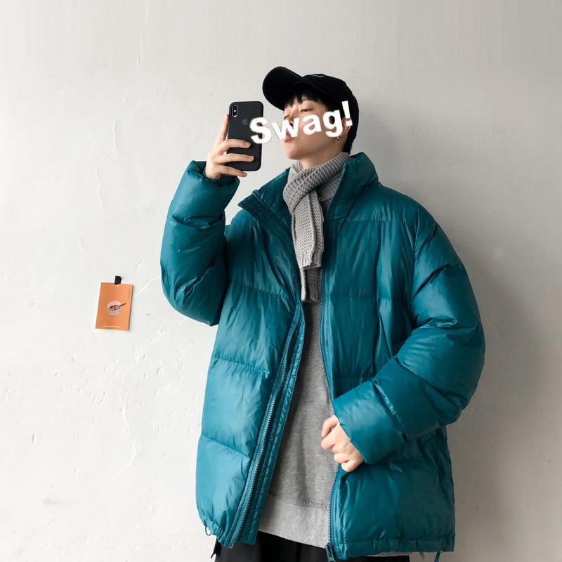 20/冬 男士立领加厚棉衣男外套男 MY33 P85元