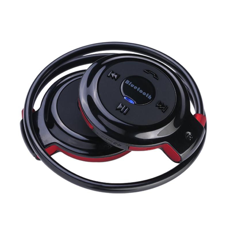 插卡带FM迷你蓝牙耳机无线运动耳挂式头戴式oppo重低音vivo通用