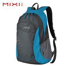 Mixi Leisure Sports Backpack, Shoulder Bag, Female School Bag, Male Korean Vogue Large-capacity Travel Bag