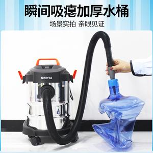 亿力吸尘机家用小型大吸力地毯专用强力美缝汽车手持大功率吸尘器