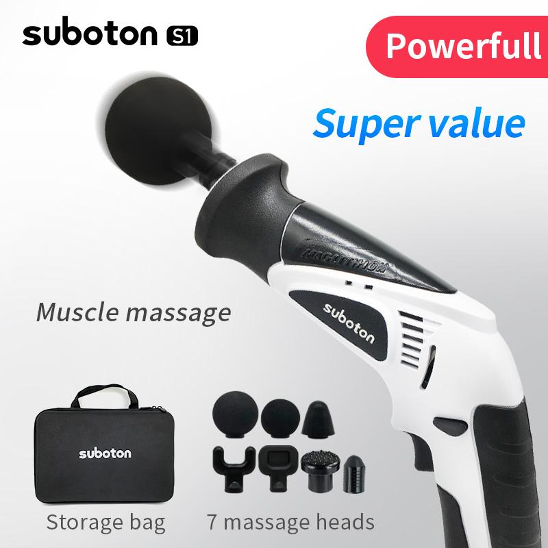 (用1元券)suboton s1肌肉放松解深层按摩枪