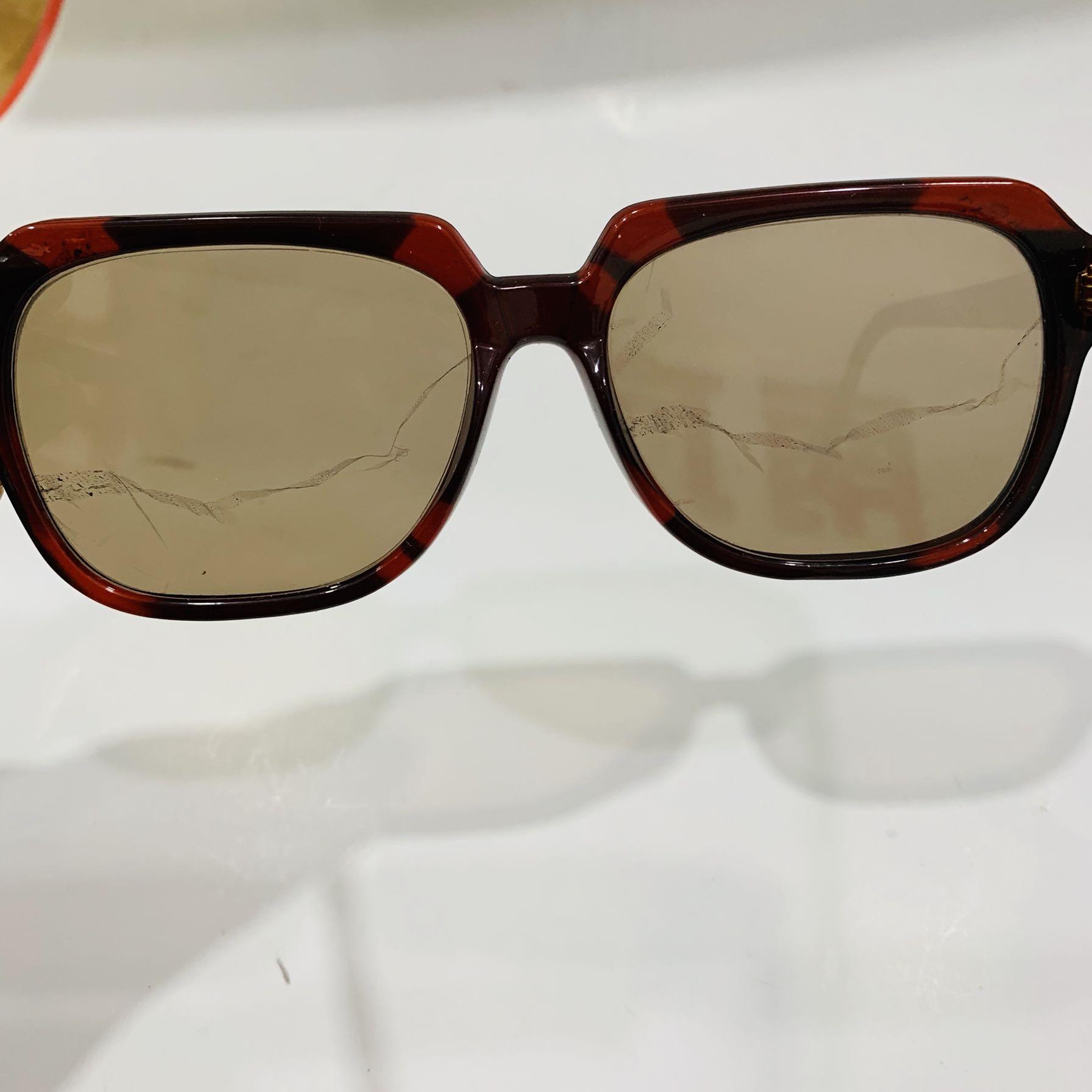 东海老料天然水晶石头眼镜有棉有水花保真清凉正品眼镜男养目军人