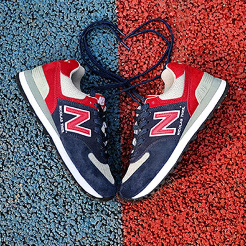 新百伦运动鞋有限nb574旗舰店男鞋热销41件正品保证