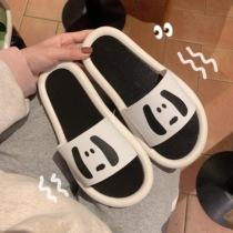 细细条拖鞋女夏2020新款室内居家用防滑洗澡可爱防滑软底凉拖鞋