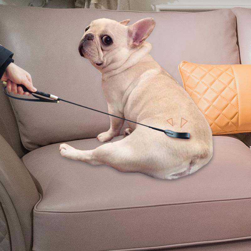 训练狗狗神器训犬鞭皮鞭训狗装备法斗训狗器爱心拍宠物用品打狗棒