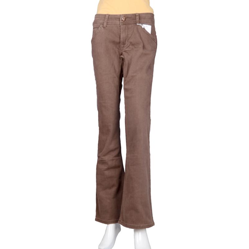 2021 new wear-resistant jeans slim casual pants