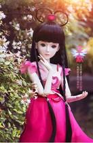 叶罗丽娃娃60cm黑香菱冰公主叶罗丽仙子茉莉王默全套女孩礼物玩具
