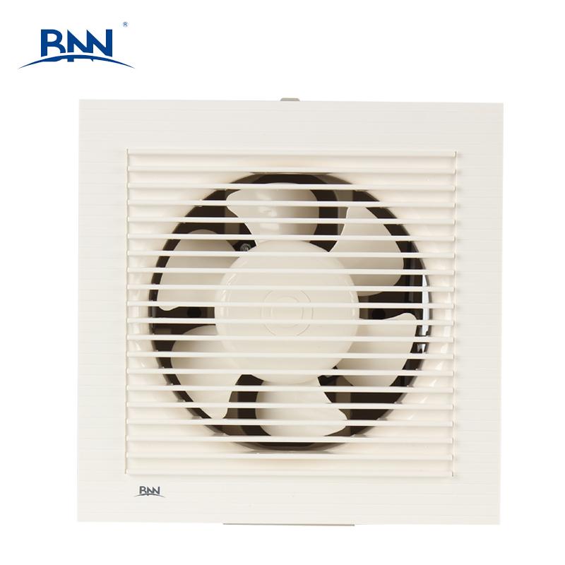 BNN贝莱尔排气扇6寸AB-1529厨房卫生间方形壁式静音抽油烟排风扇