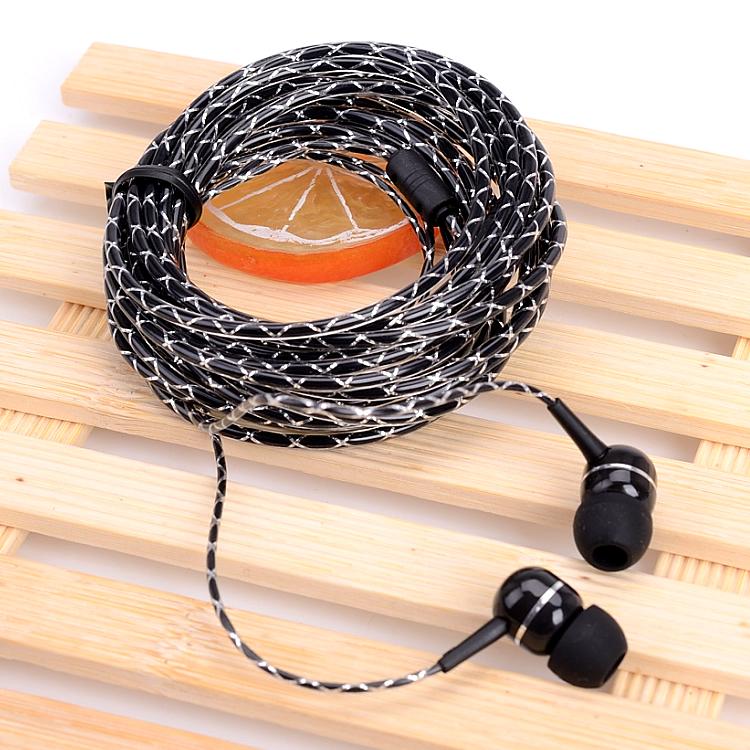 2/3/4/5/6米8加长线电脑手机直播主播声卡监听耳机无麦耳塞重低音