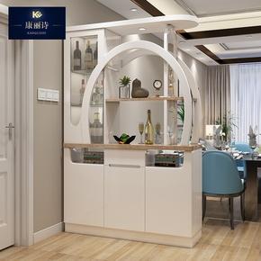 玄关隔断柜酒柜现代简约门厅间厅柜客厅鞋柜屏风装饰柜储物柜