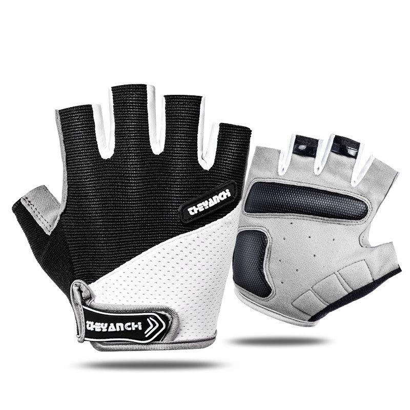 Мужские перчатки без пальцев Артикул 618096935041