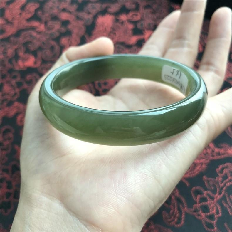 Изделия из Цинхайского нефрита Артикул 637402191134