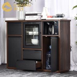 风马牛智能简约现代办公室茶水柜