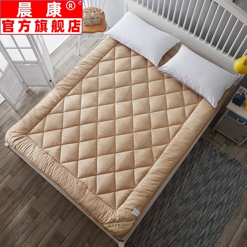 。踏踏米床垫加厚懒人软垫单双人宿舍学生垫被家用打地铺睡垫神器(用71.09元券)