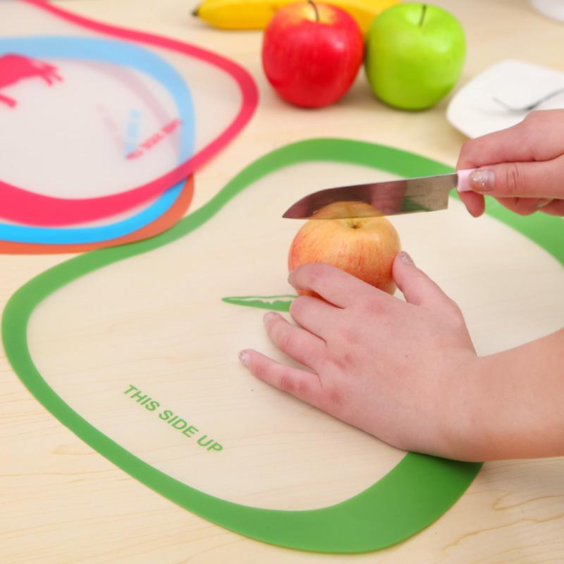 大号塑料面板水果磨砂厨切菜板满2.90元可用1元优惠券